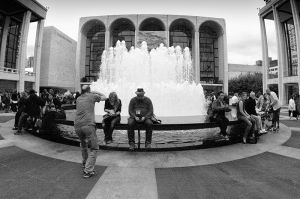 LIncoln Center People B & W .jpg