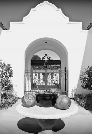 Entrance         Ojai, California