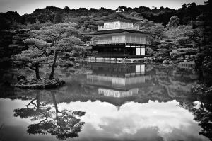Gold Pavilion             Kyoto, Japan