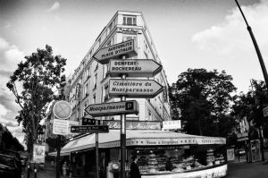 Parisian Crossroads