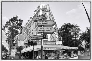 Parisien Crossroads